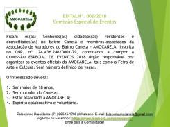Comissão Especial de Eventos