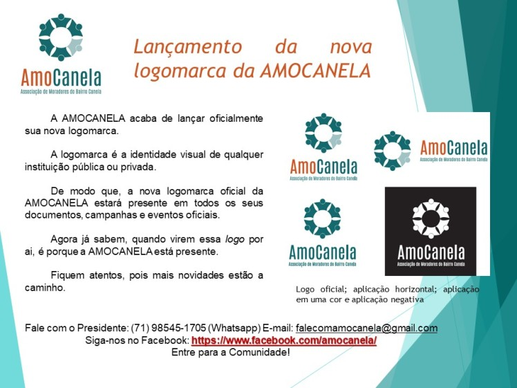 lançamento marca amocanela