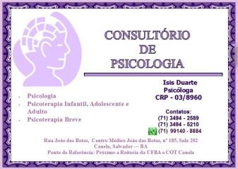 Consultório - Anúncio